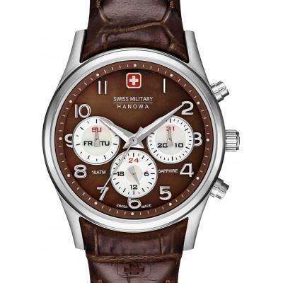 Дамски часовник Swiss Military Hanowa Navalus 06-6278.04.005