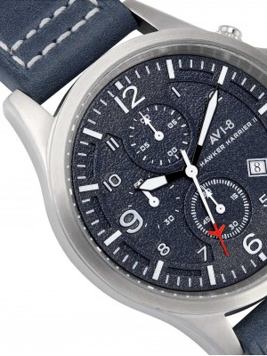 Мъжки часовник AVI-8 Hawker Harrier II AV-4001-05 Chrono