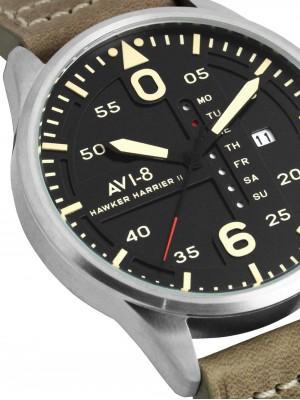 Мъжки часовник AVI-8 Hawker Harrier II AV-4003-03