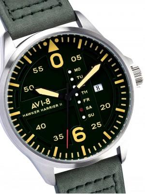 Мъжки часовник AVI-8 Hawker Harrier II AV-4003-09