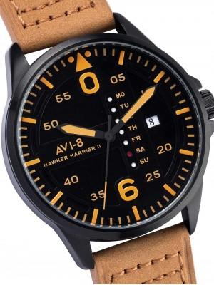 Мъжки часовник AVI-8 Hawker Harrier II AV-4003-0B