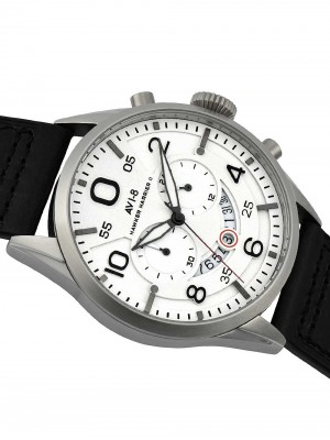 Мъжки часовник AVI-8 Hawker Harrier II AV-4031-01 Chrono