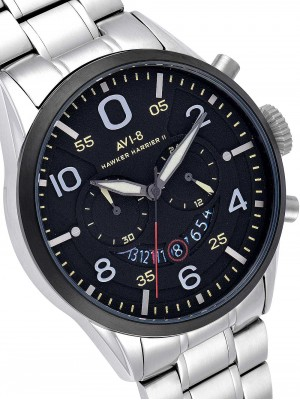 Мъжки часовник AVI-8 Hawker Harrier II AV-4031-13 Chrono
