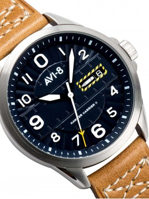 Мъжки часовник AVI-8 Hawker Harrier II AV-4045-02
