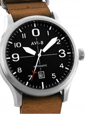 Мъжки часовник AVI-8 Flyboy AV-4021-01 Automatic