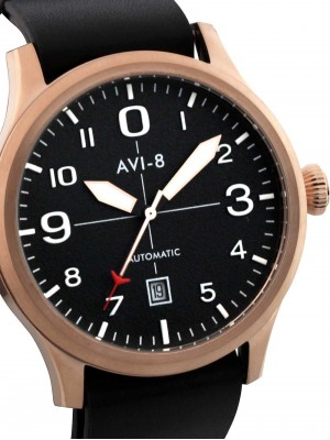 Мъжки часовник AVI-8 Flyboy AV-4021-04 Automatic