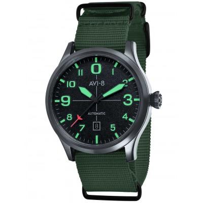 Мъжки часовник AVI-8 Flyboy AV-4021-0C Automatic