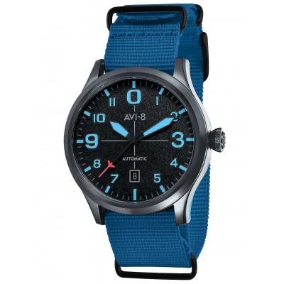 Мъжки часовник AVI-8 Flyboy AV-4021-0D Automatic