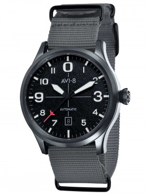Мъжки часовник AVI-8 Flyboy AV-4021-0F Automatic