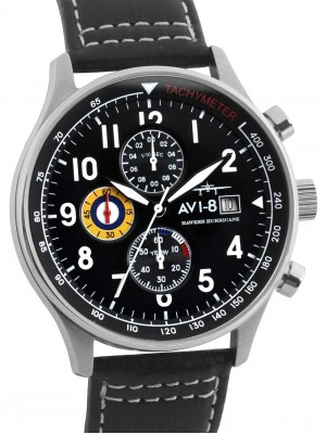 Мъжки часовник AVI-8 Hawker Hurricane AV-4011-02 Chrono