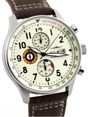 Мъжки часовник AVI-8 Hawker Hurricane AV-4011-04 Chrono