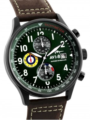 Мъжки часовник AVI-8 Hawker Hurricane AV-4011-05 Chrono