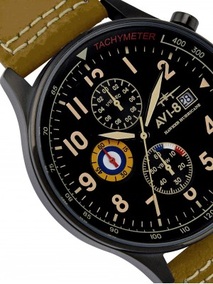 Мъжки часовник AVI-8 Hawker Hurricane AV-4011-06 Chrono