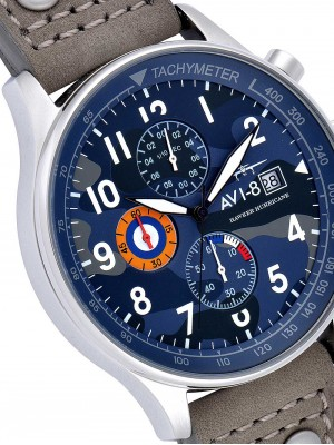 Мъжки часовник AVI-8 Hawker Hurricane AV-4011-08 Chrono