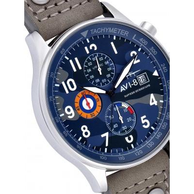 Мъжки часовник AVI-8 Hawker Hurricane AV-4011-08 Chrono