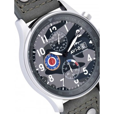 Мъжки часовник AVI-8 Hawker Hurricane AV-4011-0A Chrono