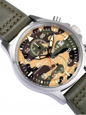 Мъжки часовник AVI-8 Hawker Hurricane AV-4013-08