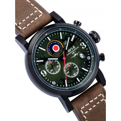Мъжки часовник AVI-8 Hawker Hurricane MK I AV-4041-04