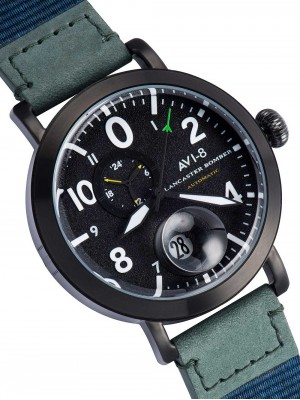 Мъжки часовник AVI-8 Lancaster Bomber AV-4038-02 Automatic