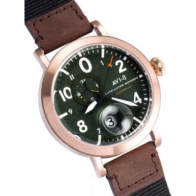 Мъжки часовник AVI-8 Lancaster Bomber AV-4038-03 Automatic