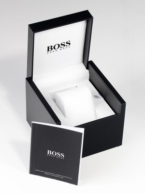 Мъжки часовник Hugo Boss Black 1513337 Yachting Timer II