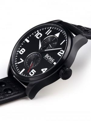 Мъжки часовник Hugo Boss Black 1513083 Aeroliner