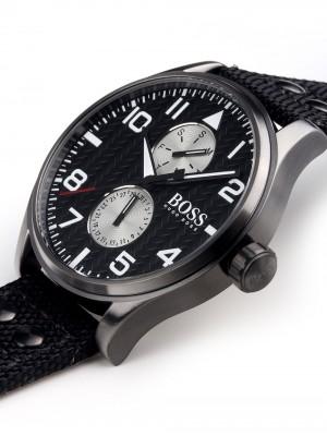 Мъжки часовник Hugo Boss Black 1513086 Aeroliner