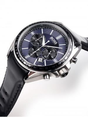 Мъжки часовник Hugo Boss Black 1513077 Driver Sport