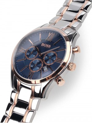 Мъжки часовник Hugo Boss Ambassador 1513321 Chrono