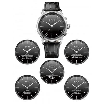 Мъжки часовник Hugo Boss Smartwatch Classic 1513450