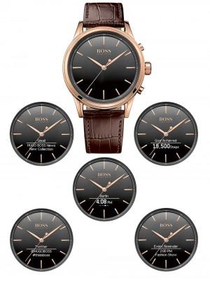 Мъжки часовник Hugo Boss Smartwatch Classic 1513451