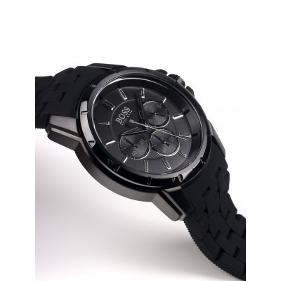 Мъжки часовник Hugo Boss Black 1513031 Origin Chrono