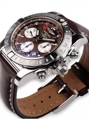 Мъжки часовник Breitling Chronomat GMT AB042011.Q589.437X