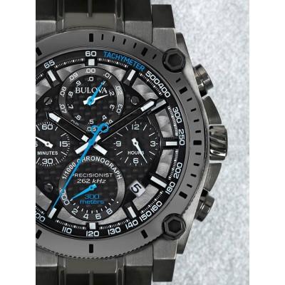 Мъжки часовник Bulova Precisionist 98B229 Chronograph