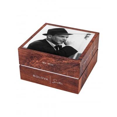 Мъжки часовник Bulova Frank Sinatra 97B196 Automatic