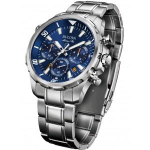 Мъжки часовник Bulova Marine Star 96B256 Chrono