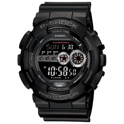 GD-100-1BER-Casio