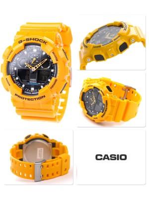 Мъжки часовник Casio G-Shock GA-100A-9AER