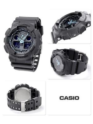 Мъжки часовник Casio G-Shock GA-100C-8AER