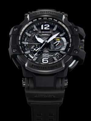 Мъжки часовник Casio G-Shock Gravity Master GPW-1000-1BER