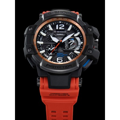 Мъжки часовник Casio G-Shock Gravity Master GPW-1000-4AER