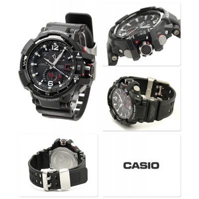 Мъжки часовник Casio G-Shock Gravity Master GW-A1100-1AER
