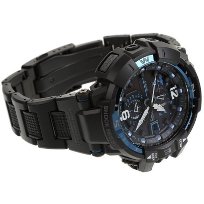 Мъжки часовник Casio G-Shock Gravity Master GW-A1100FC-1AER