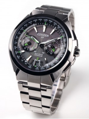 Мъжки часовник Citizen Elegant CC1084-55E Satellite Time