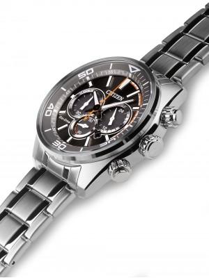Мъжки часовник Citizen Chrono CA4330-81H Eco-Drive