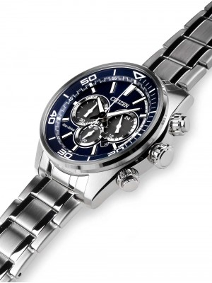 Мъжки часовник Citizen Chrono CA4330-81L Eco-Drive