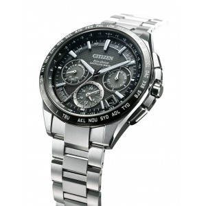Мъжки часовник Citizen Elegant Satellite Wave CC9015-54E Titanium