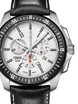 Мъжки часовник Cover Actos CO150.ST2LBK