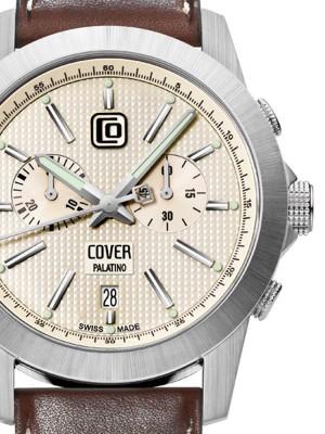 Мъжки часовник Cover Palatino CO155.ST3LBR