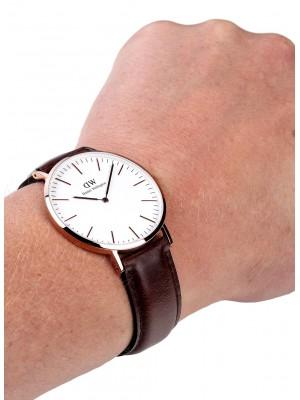 Мъжки часовник Daniel Wellington Classic Bristol 0109DW